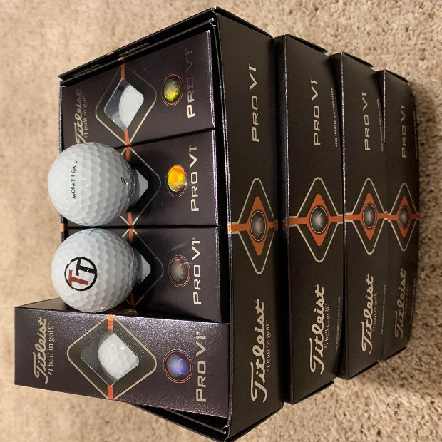 Ready to go low with the new ProV1! - Golf Balls - Team Titleist