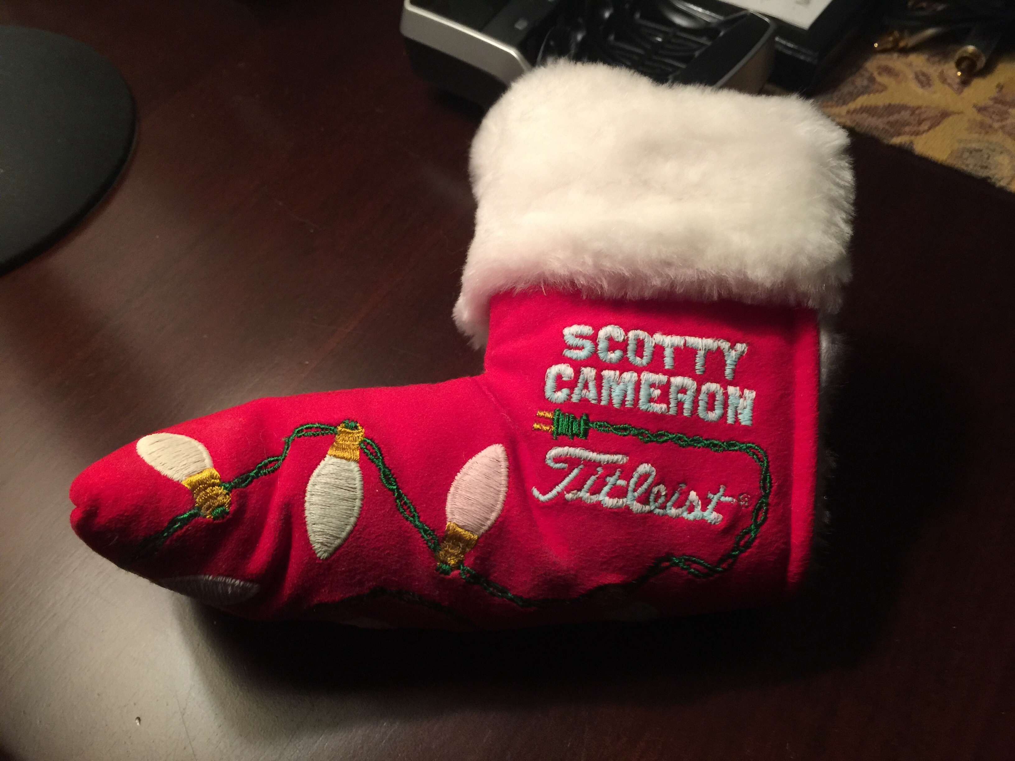 Favorite Scotty Cameron Headcover - Scotty Cameron Putters