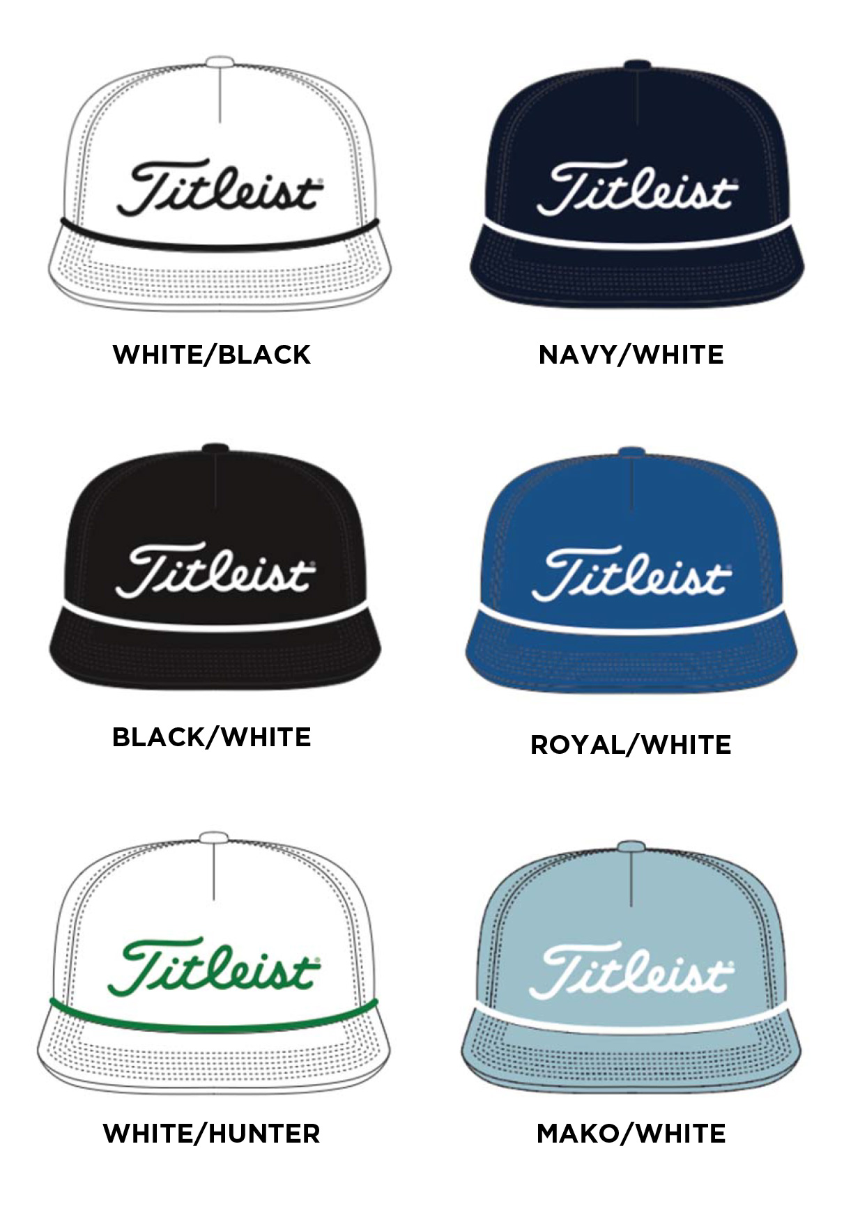 Quick Poll  New Flat Bill Concepts - What s your favorite  - Golf ... 0fc13204bdd