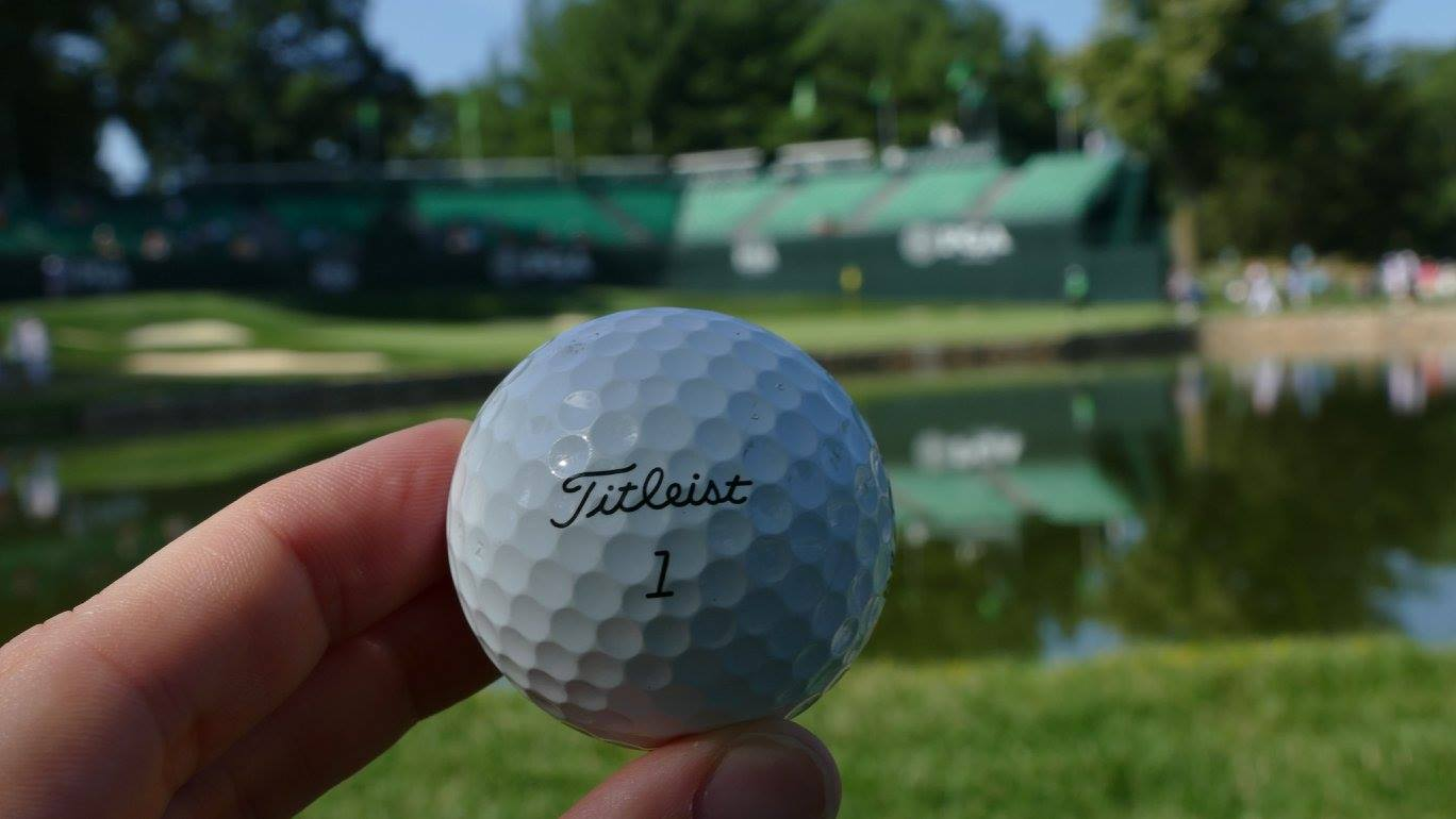 #TeamTitleist is on site through Wednesday. Let us...