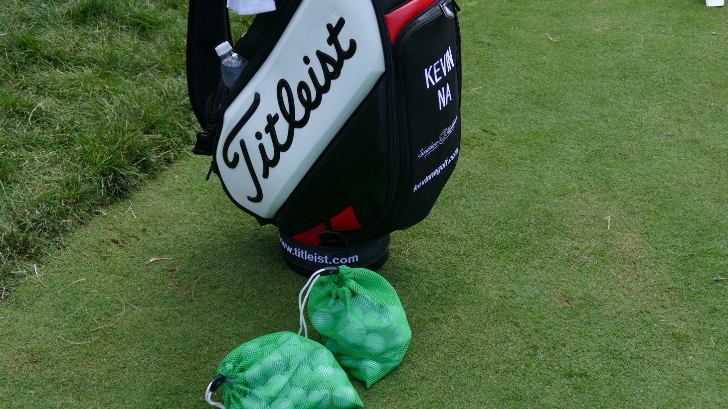 Titleist Brand Ambassador Kevin Na is ready to get...