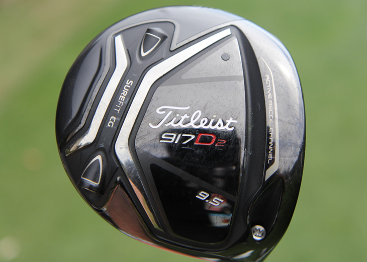 Webb started the season with a Titleist 917D3...