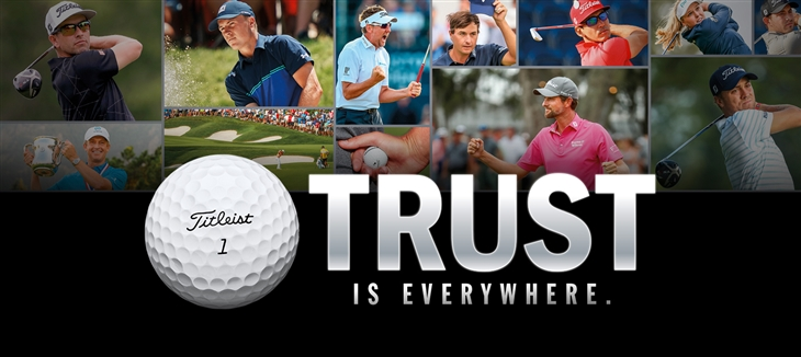 2018: A Season to Remember for Titleist Golf Ball Players