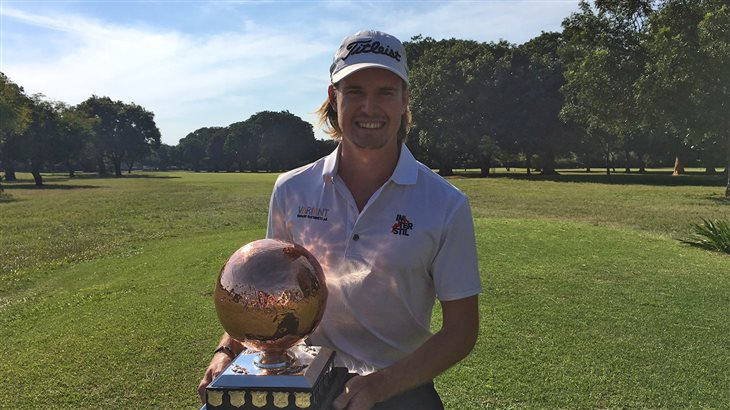 Blomstrand breaks through in Zambia