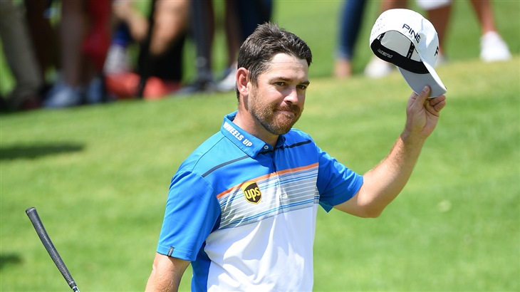 National Triumph for Oosthuizen in South Africa