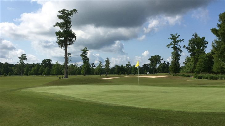 Field Notes: Inside the Zurich Classic of New Orleans