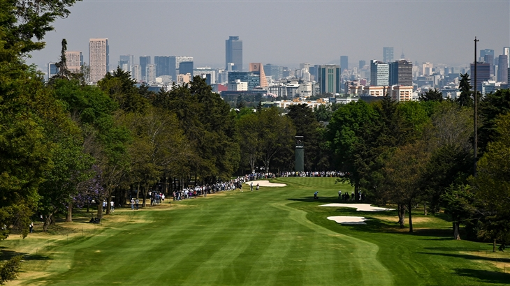 World Golf Championships - Mexico Championship |...